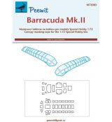 Barracuda Mk.II - pro modely Special Hobby