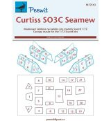 72163 – Curtiss SO3C Seamew (pro modely Sword)