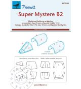 Super Mystere B2 (Azur Frrom a Special Hobby)