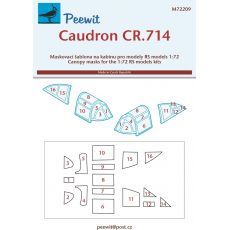 Caudron CR. 714 - (RS models)