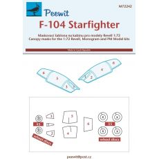 F-104 Starfighter (pro stavebnice Revell, Monogram a PM model)